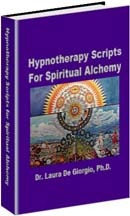 Hypnotherapy Scripts for Spiritual Alchemy - New History Generator, Illumination, Gratitude, Love, Youthfullness, Life Purpose