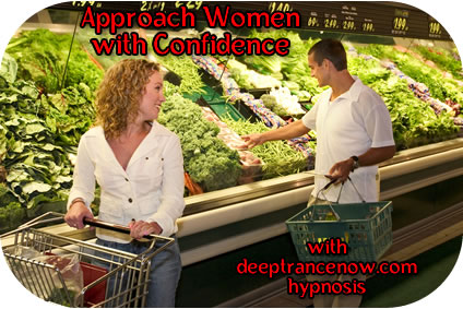 Approach women with confidence