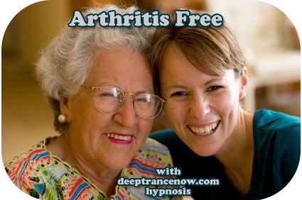 Arthritis Relief with hypnosis