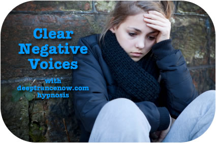 Clear Negative Voices