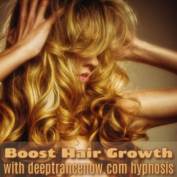 Grow hair with hypnosis