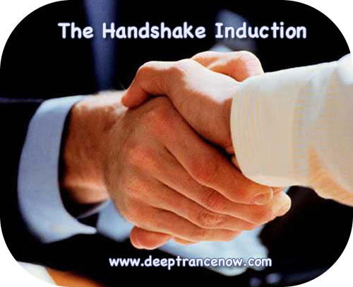 The Handshake Induction in Hypnosis