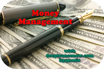 Money Management hypnosis
