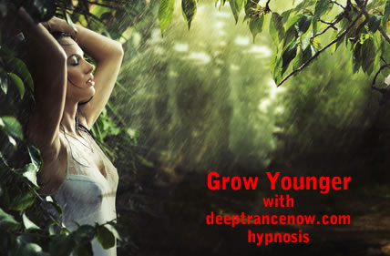 Rejuvenation - Grow Younger - Hypnosis - Affirmations - Subliminal