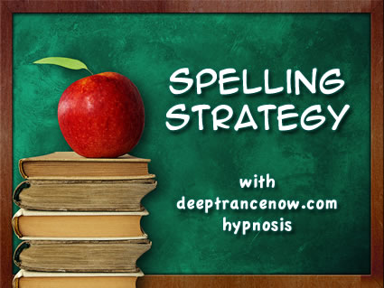 Spelling Strategy - hypnosis, nlp