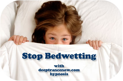 Stop Bedwetting hypnosis