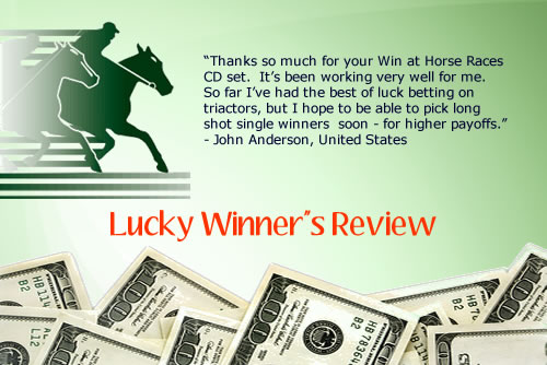 Win at horse racing hypnosis mp3 downloads and cds