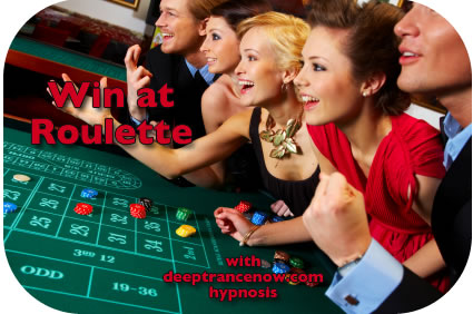 Win at roulette with hypnosis