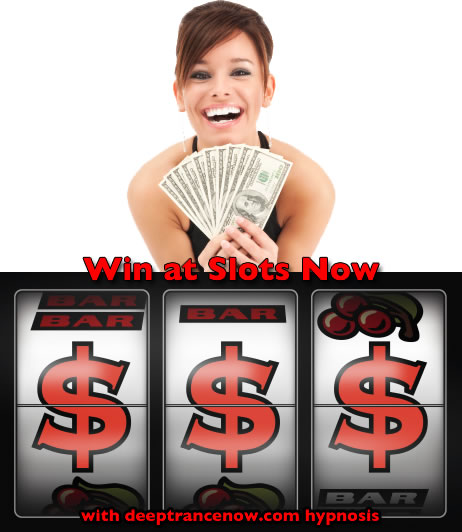 Win at Slots with Hypnosis