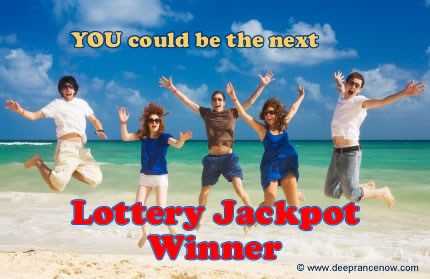 Become a Lottery Jackpot Winner with Deep Trance Now Hypnosis CDs